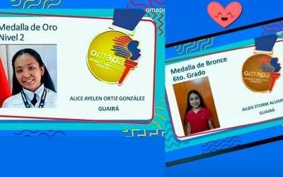 Más galardones (otro oro) en la olimpiada de matemática
